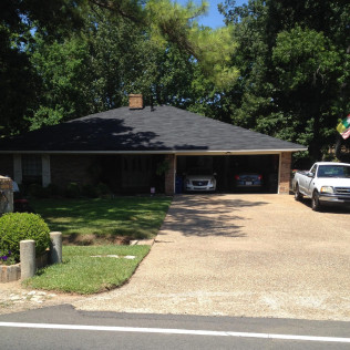 roof installation shreveport la